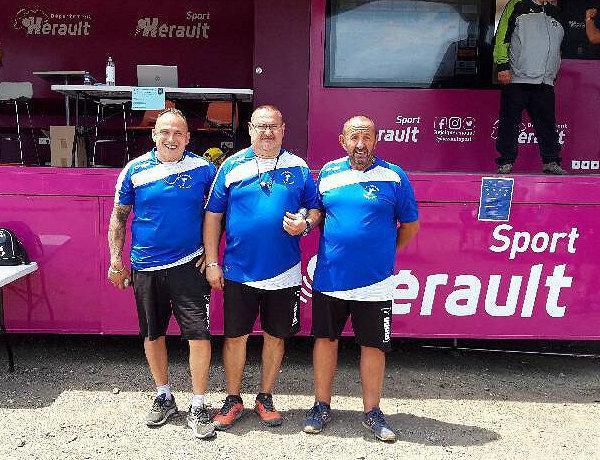 Championnat de l'Hérault triplette à pétanque 2021 : Les qualifiés pour le France de Lanester