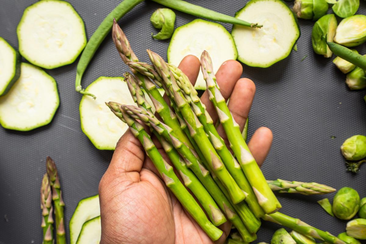 Les légumes de saison au mois de mai
