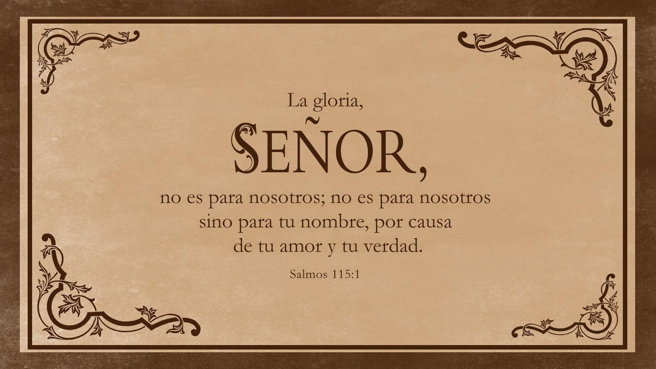 Te regalo Salmos 115_1