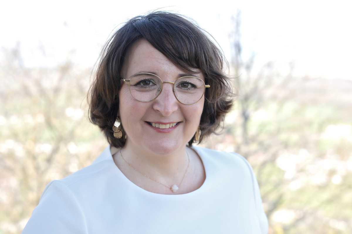 Premier portrait de candidat • Astrid Baud-Roche