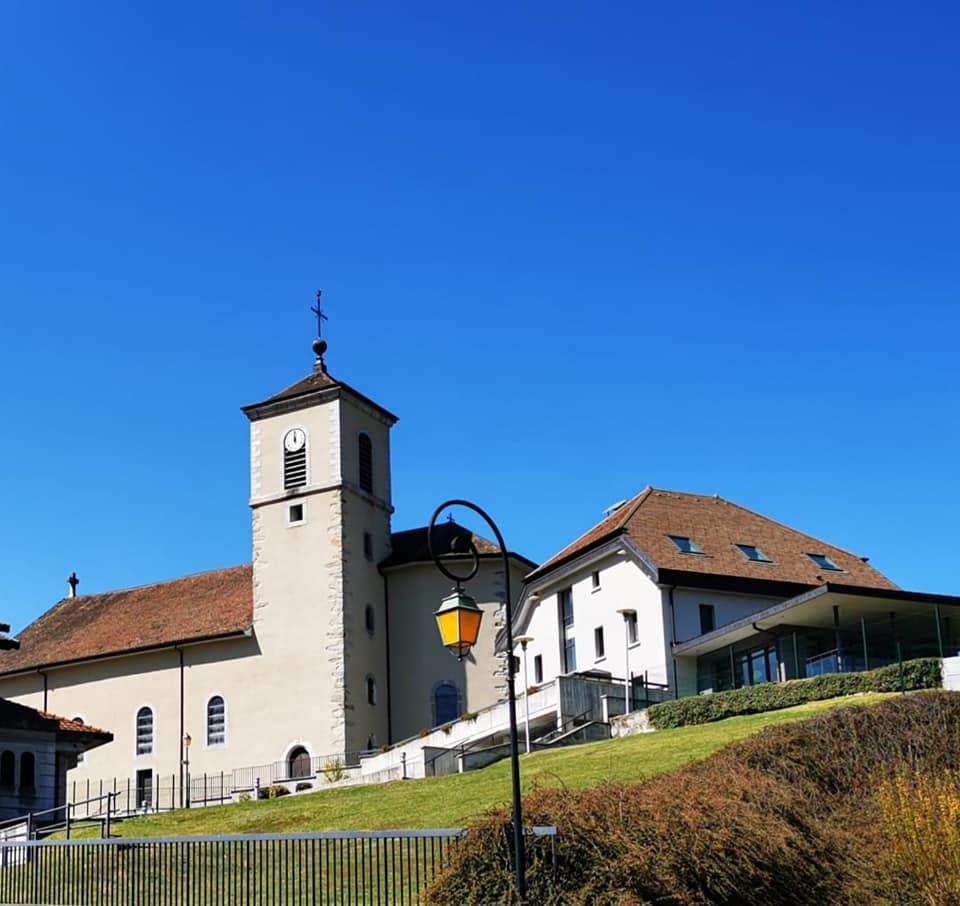 1 canton 12 communes - Le Lyaud