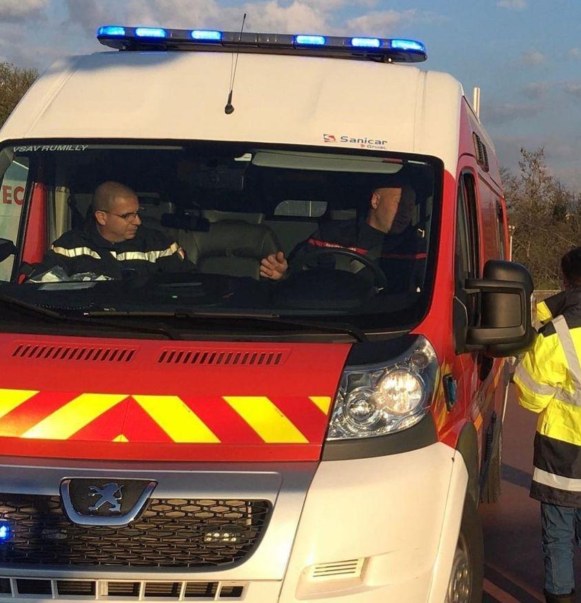 Proches de nos pompiers