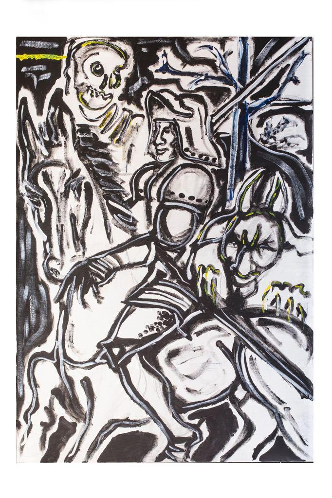 NFT - Omaggio a Dürer