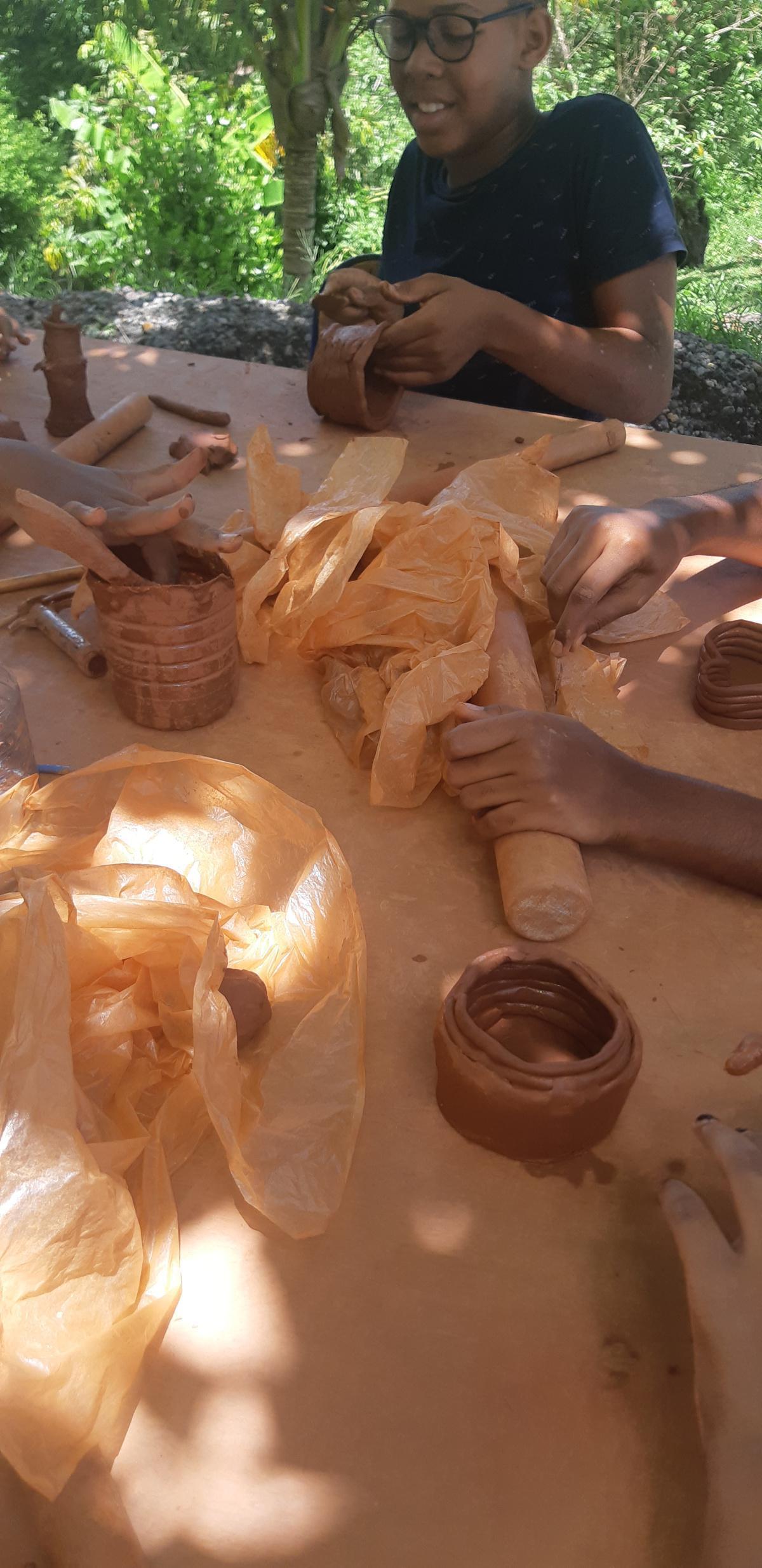 Les ateliers Art'Gil : Pour les grands et les petits