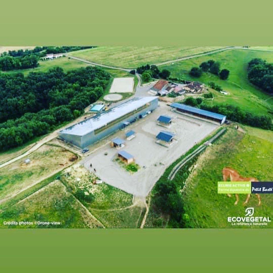 Portes ouvertes du 19-09-2021, visitez l'écurie active du petit Basté