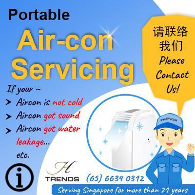 Portable Aircon Repairs Essential Guide 2021