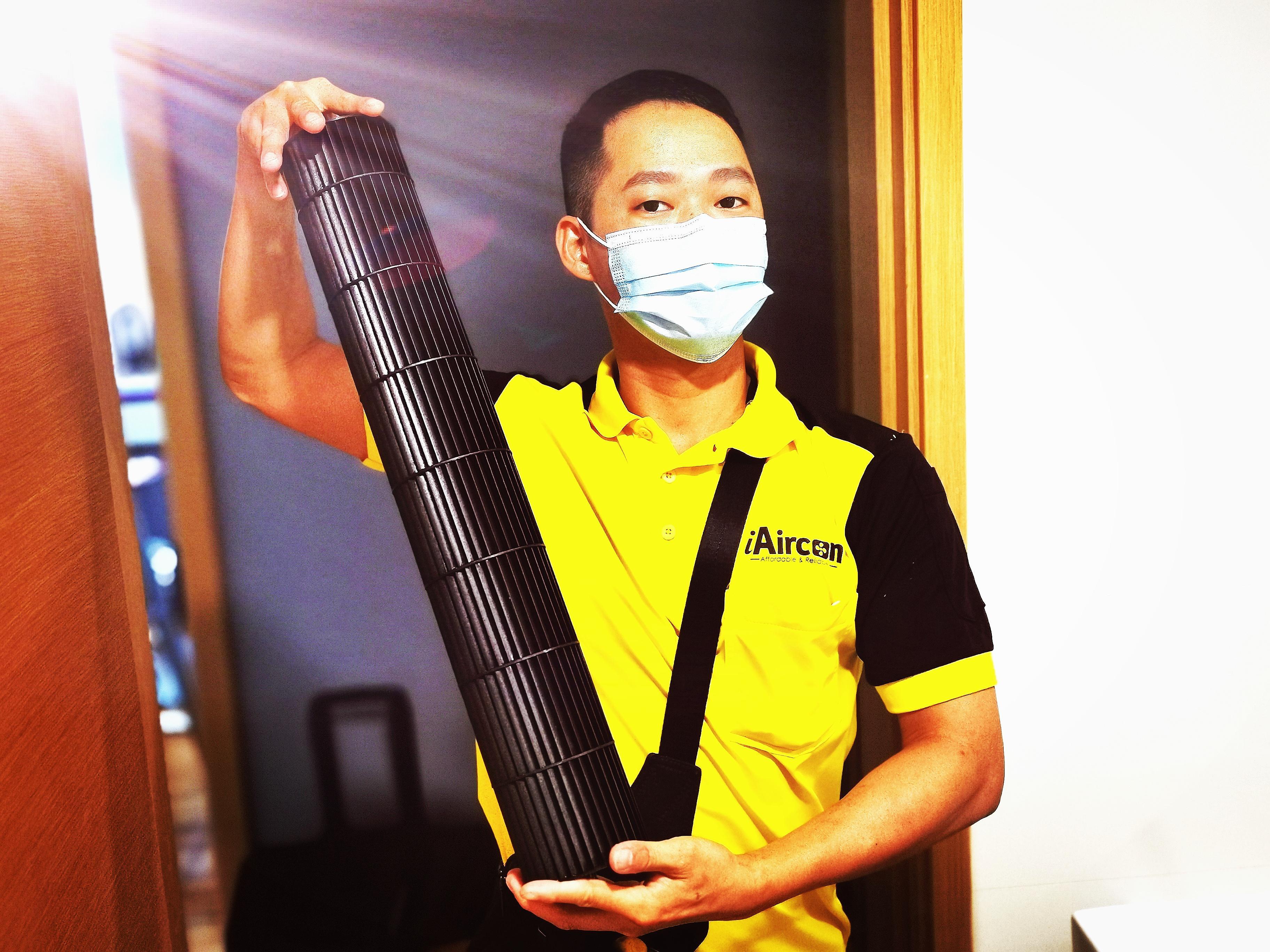 Super Clean Blower Fan of Mitsubishi Electric