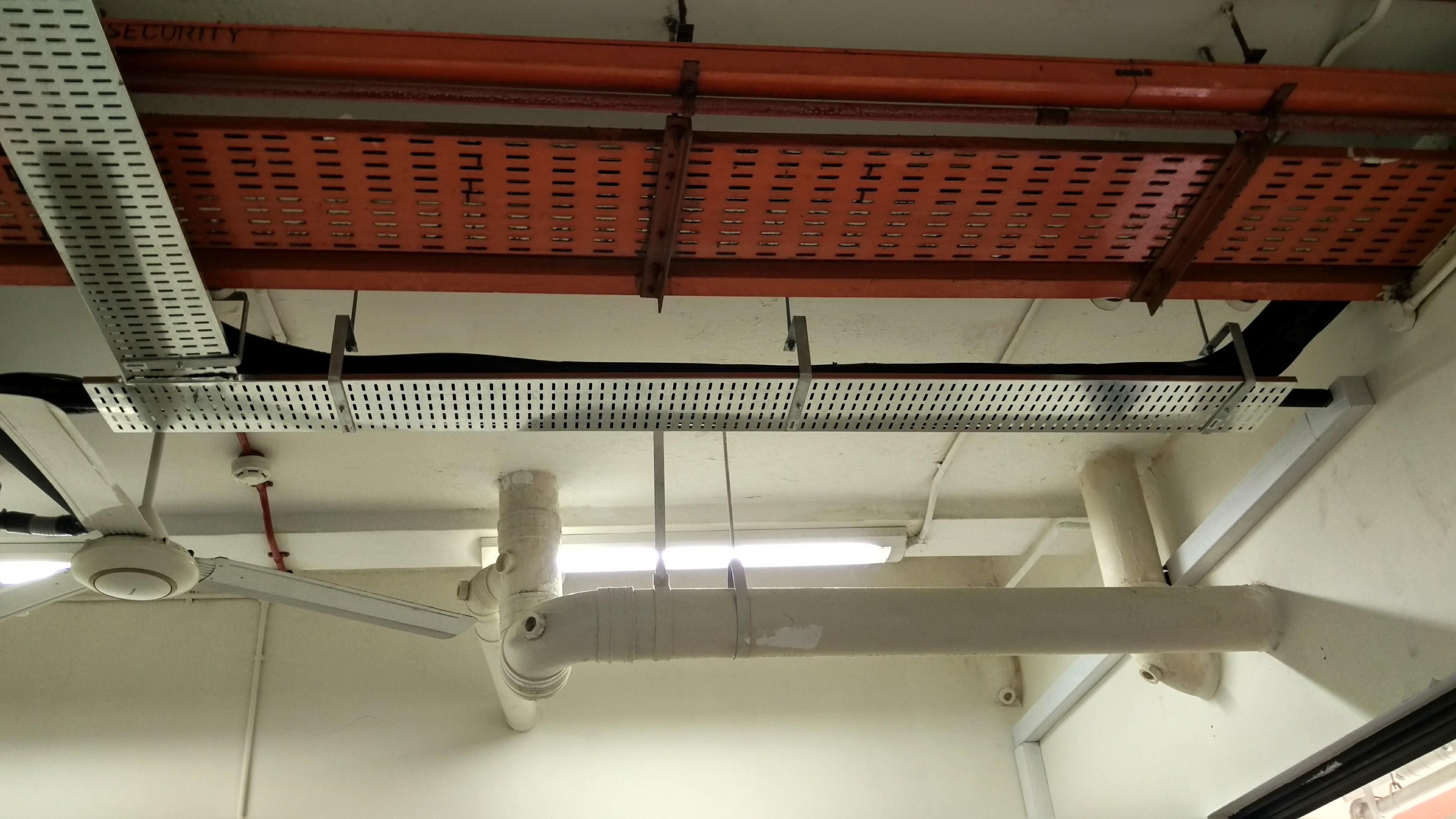Piping & Cable Tray Installation