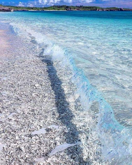 The pure water in Greece