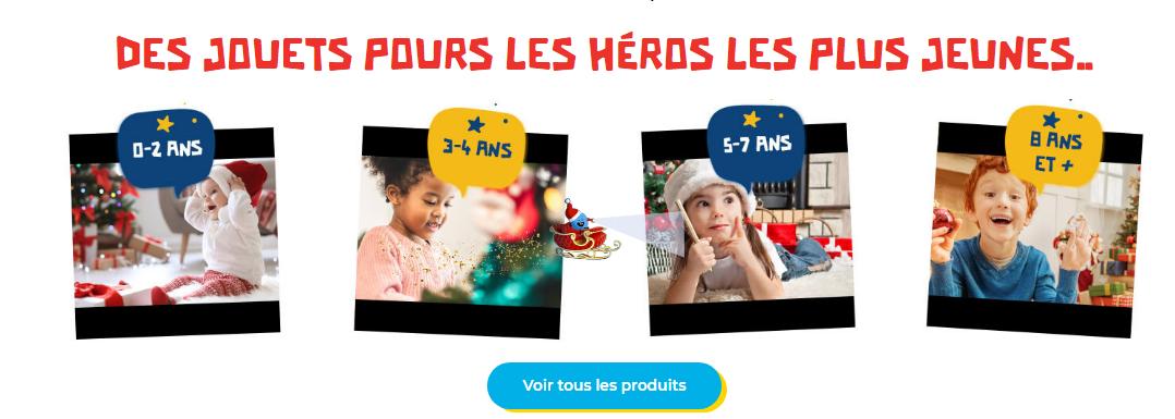 Catalogue en ligne TOYS\'R\'US, jeux et jouets sur CATALOGUE.FR