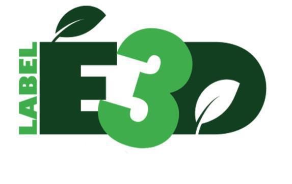 Labellisation E3D