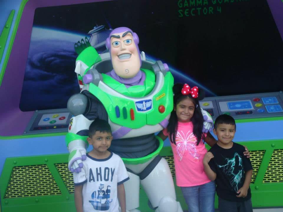 Disney On Ice Ganadora - Flor Luna