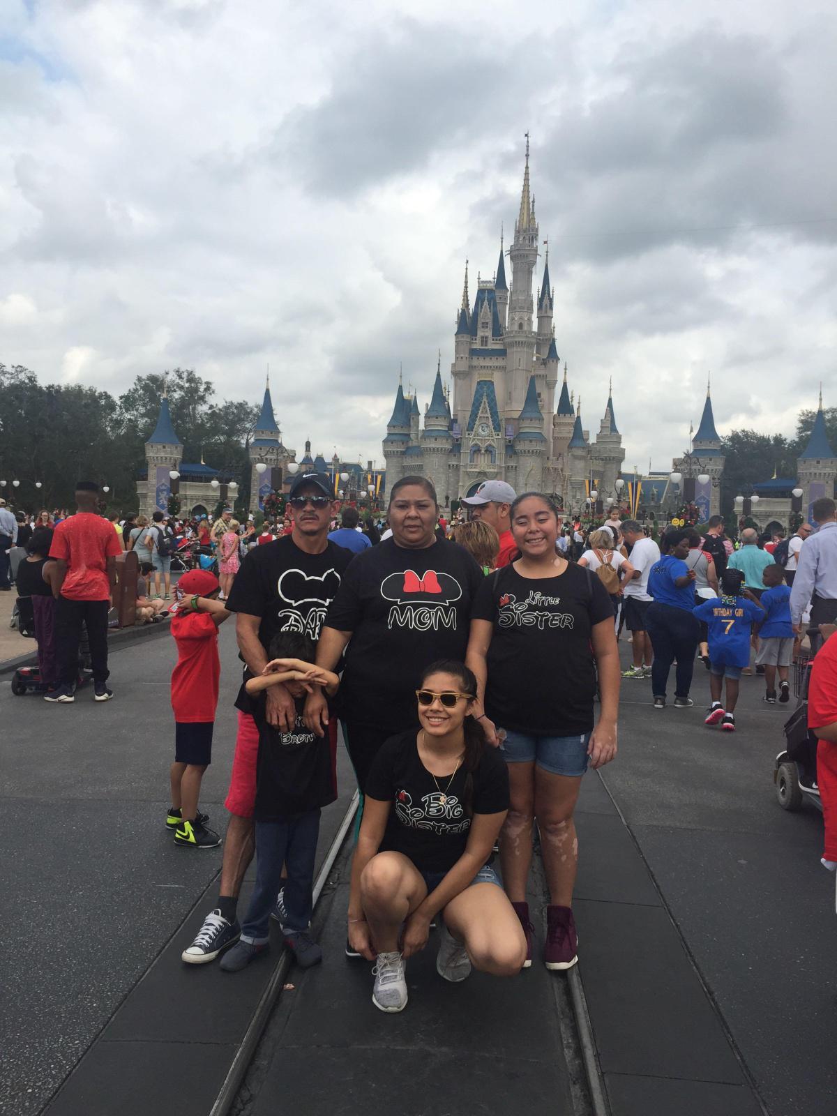 Disney On Ice Ganadora - Patricia Ayala