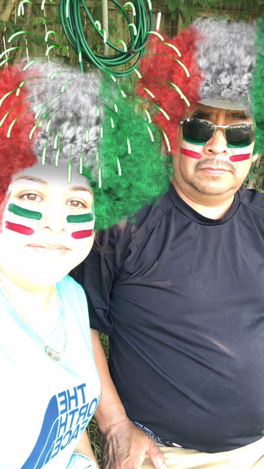 La Mega 1 los invita a Mi Familia - ganadora Paty Gervacio