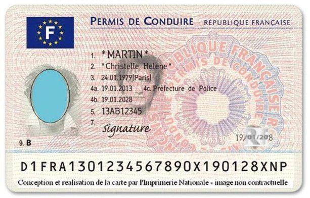 2013 Tout Savoir Sur Le Nouveau Permis Electronique