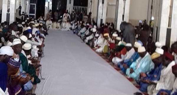 أتباع ومريدو الطريقة التيجانية بمالي يعربون عن خالص امتنانهم لجلالة الملك