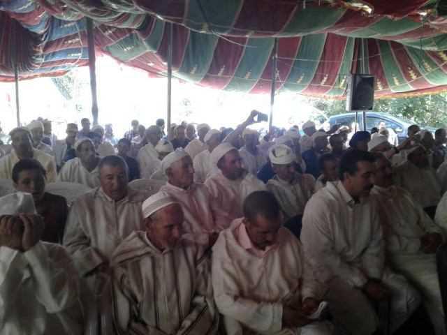 تنظيم فعاليات الدورة الرابعة للملتقى الوطني الصوفي بزاوية أحنصال بأزيلال