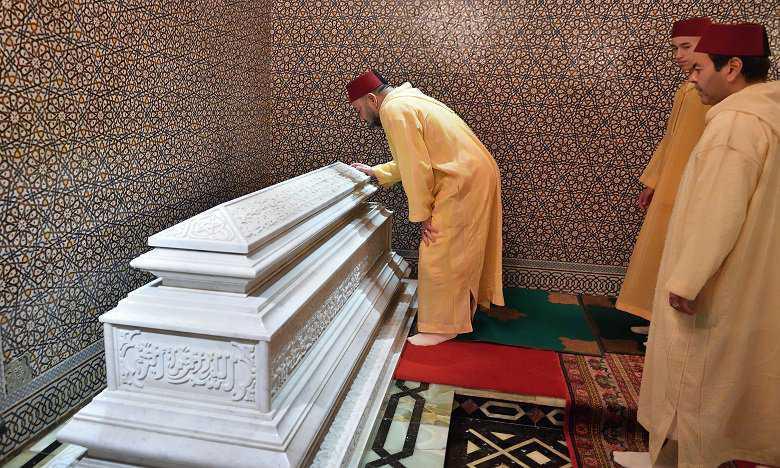 أبي الجعد.. حفل ديني إحياء للذكرى العشرين لوفاة جلالة المغفور له الحسن الثاني