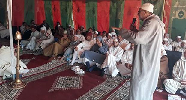 أبي الجعد.. يوم تواصلي يجمع القيمين الدينيين بالمجلس العلمي المحلي ومندوبية الشؤون الإسلامية