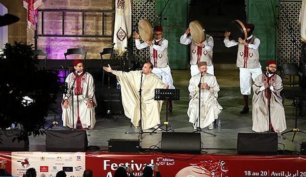مهرجان الثقافة العيساوية بالدار البيضاء .. تقديم طبق فني مغربي جزائري ينضح بالروحانيات والتصوف