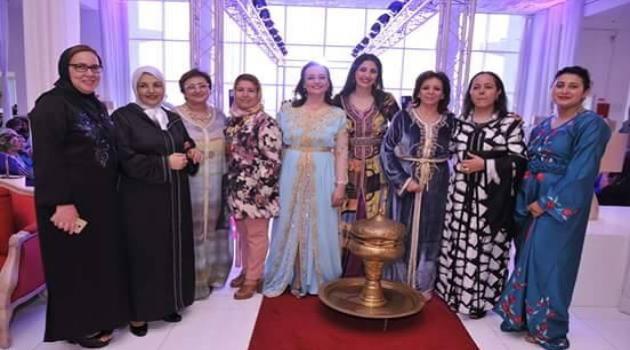 """""""شعبانة"""".. حين تحتفي النساء المغربيات في بلاد العم سام برمضان وفق تقاليد الوطن الأم"""