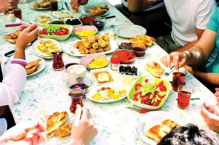 رمضان شهر الصلة مع الصحة الجيدة والمتوازنة والمستدامة