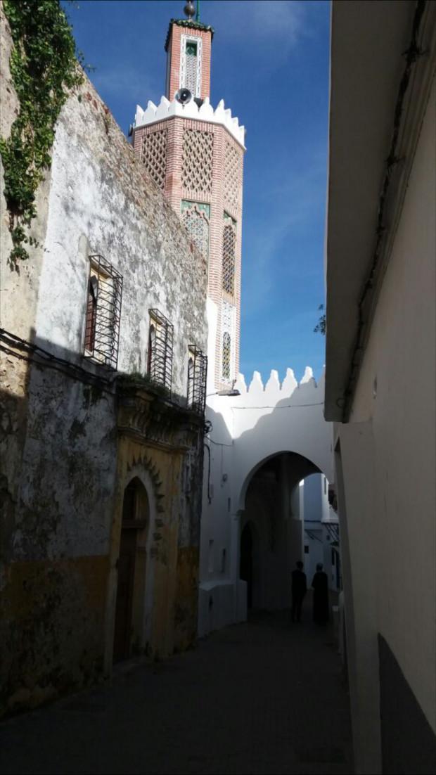 مسجد القصبة بطنجة، معلمة تاريخية وذاكرة حية