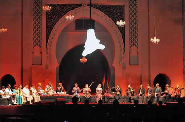 مهرجان فاس للثقافة الصوفية في نسخته الثانية عشرة من 19 إلى 26 أكتوبر الجاري