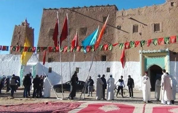 تنظيم الموسم السنوي لسيدي أحمد الهواري بتنجداد