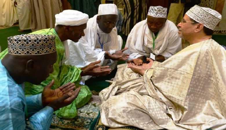 التصوف المغربي وإشعاعه على إفريقيا والعالم العربي والإسلامي