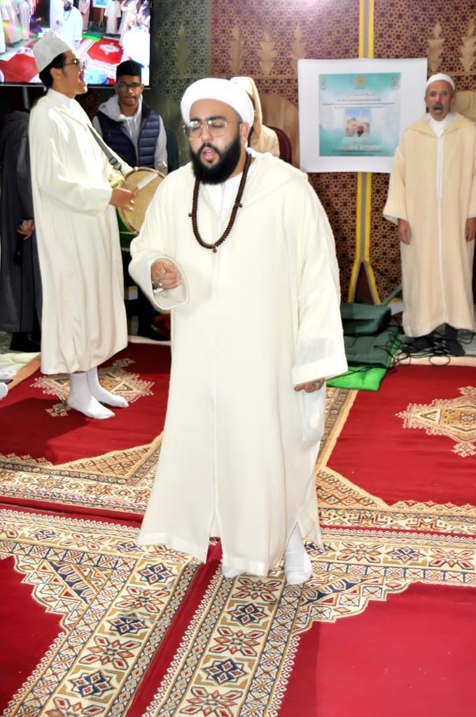 نبذة مختصرة عن الشيخ سيدي محمد سعيد اليزيد