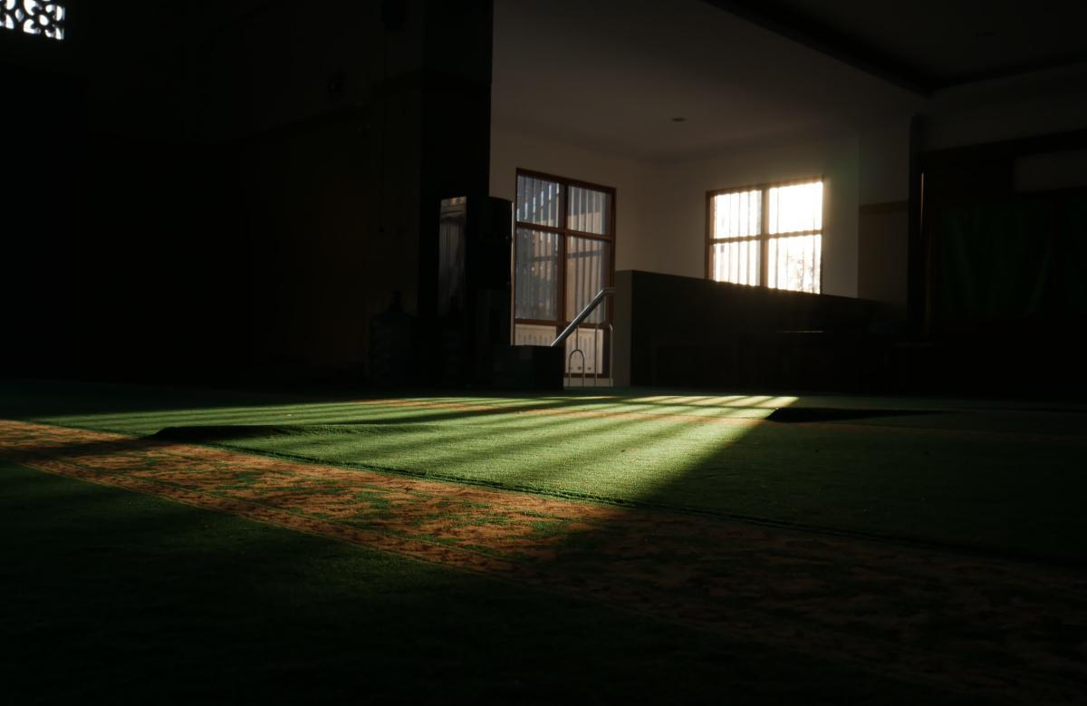 مكانة المساجد في المدن الإسلامية