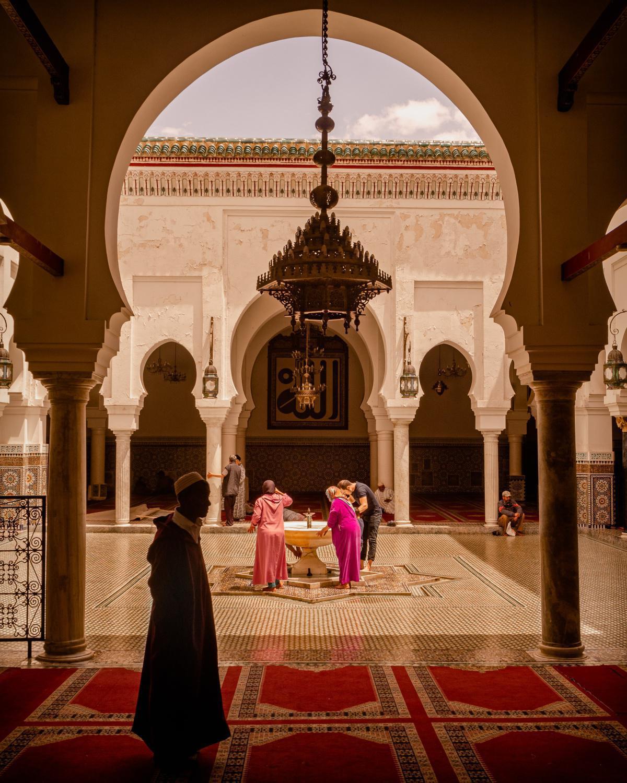 جامع القرويين : معلمة المغرب الدينية والعلمية