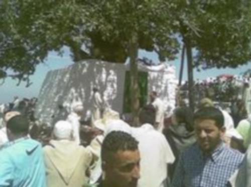 سيدي الشيخ عبد السلام بن مشيش رحمه الله