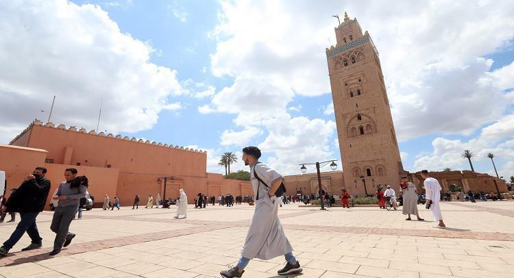 جامع الكتبية معلمة تاريخية رمزية تكرس مبادئ الإسلام الوسطي
