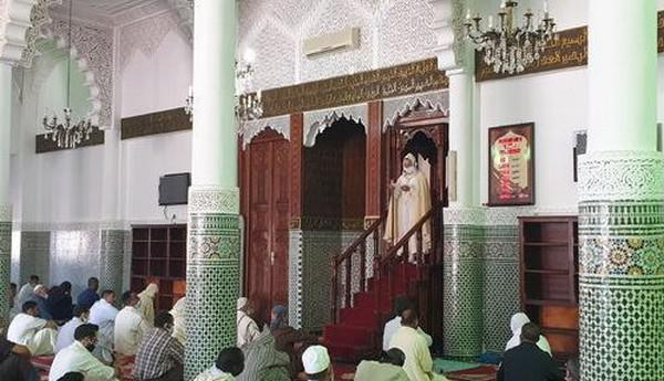 المسجد العتيق بالجديدة : معلمة فريدة تنضح بالتراث والتاريخ