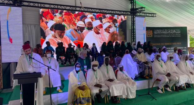 السنغال:توزيع الجوائز على الفائزين في مسابقة مؤسسة محمد السادس للعلماء الأفارقة في حفظ القرآن الكريم وترتيله وتجويده بدكار