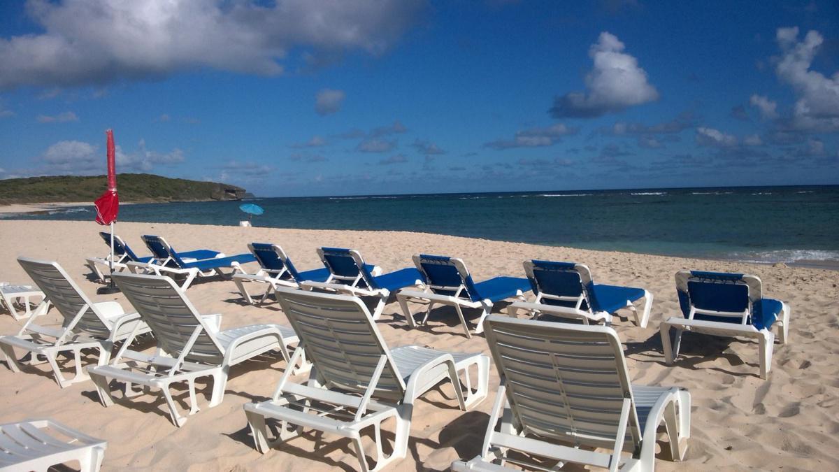 Transat Beach, Anse à La Gourde