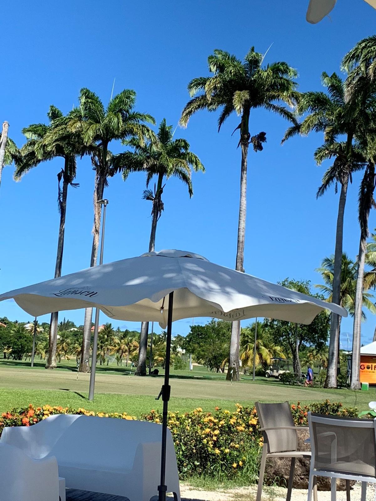 Le Square, restaurant du Golf