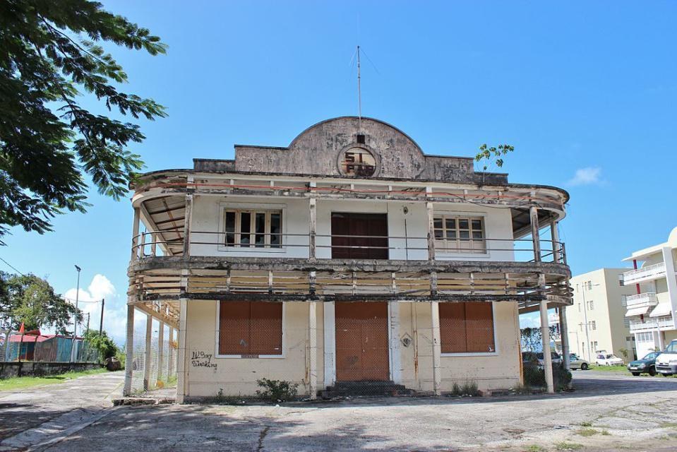 Mémorial ACTe Centre caribéen d'expressions et de mémoire de la Traite et de l'Esclavage