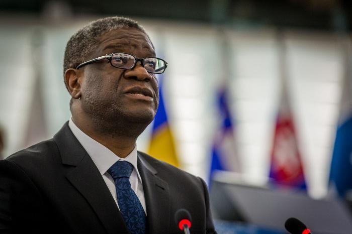 Foi: Denis Mukwege invite l'Europe à revenir à la croix