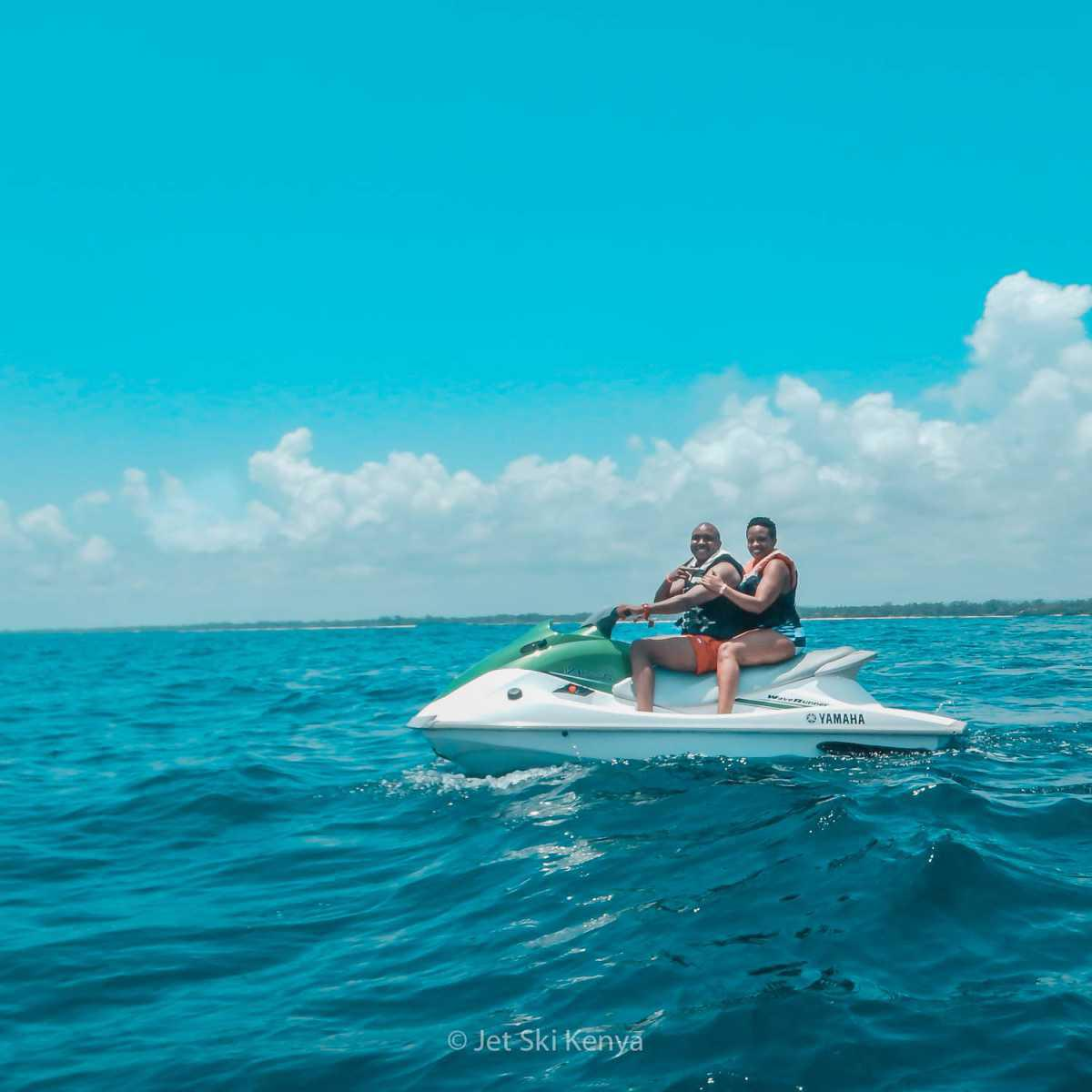 Jet Ski Dolphin Watching Safari