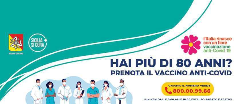 Prenotazione Vaccino Covid