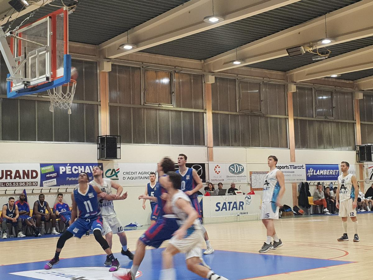 Basket : Le Club promu en NM3 recrute