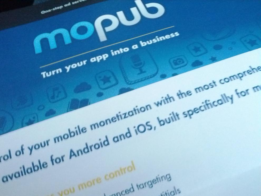 Plaquette de MoPub