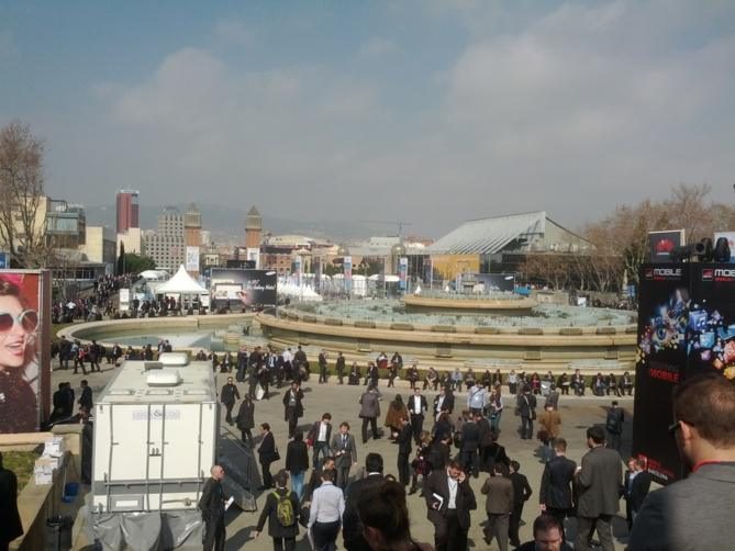 MWC 2012 — Deuxième jour, focus sur la monétisation