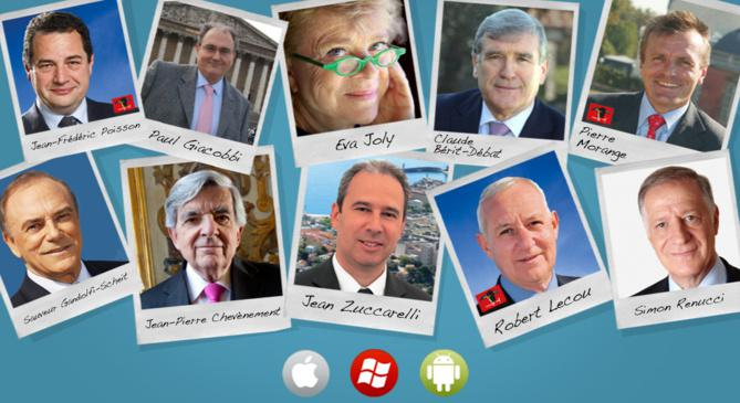 Candidats, élus : vos indispensables applis mobiles