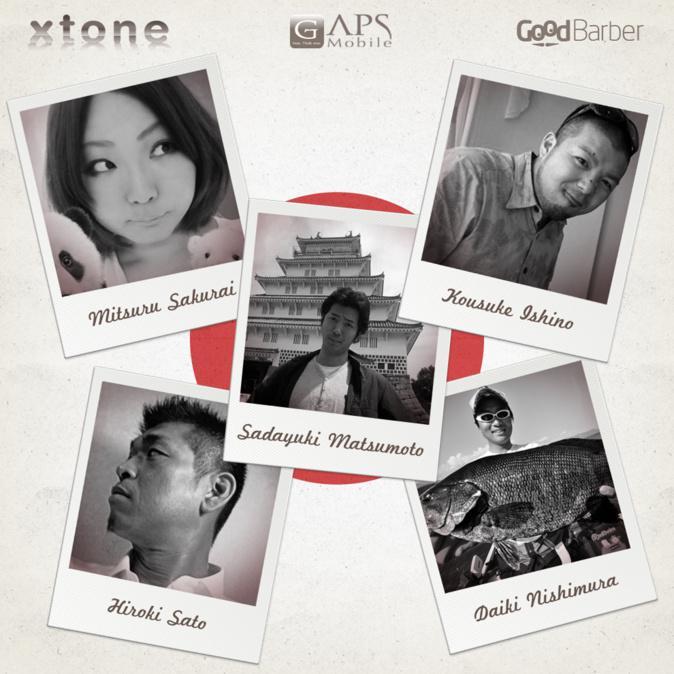 Japon : Xtone, Gaps Mobile et GoodBarber unissent leurs forces