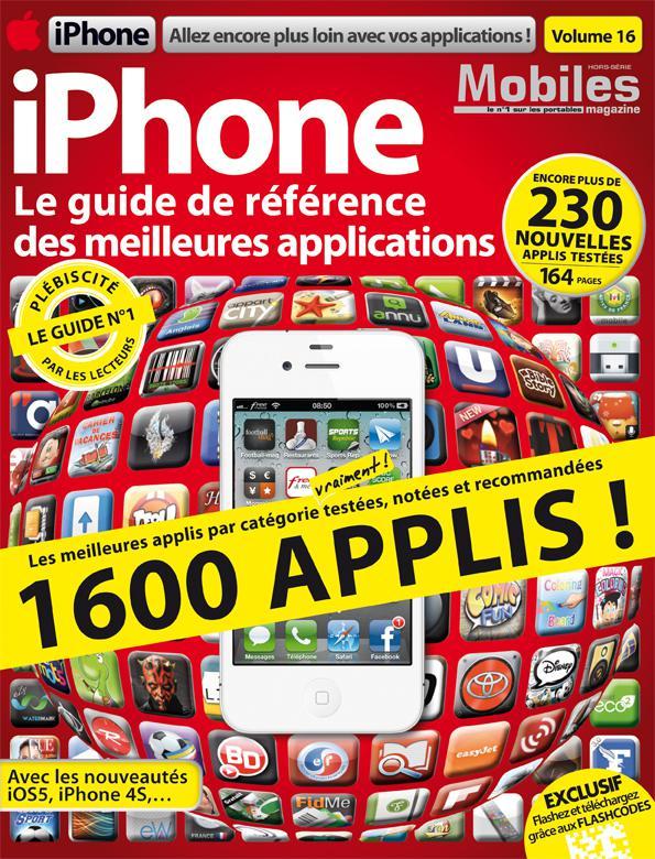 Achetez le hors-série volume 16 de Mobiles Magazine en cliquant ici