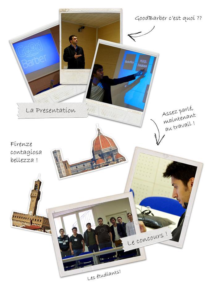 GoodBarber #Students en Italie #2
